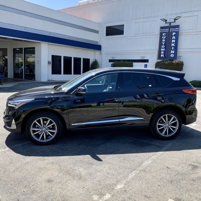 Certified Pre-Owned 2019 Acura RDX SH-AWD With Technology