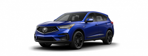 2020 Acura RDX with A-Spec Package