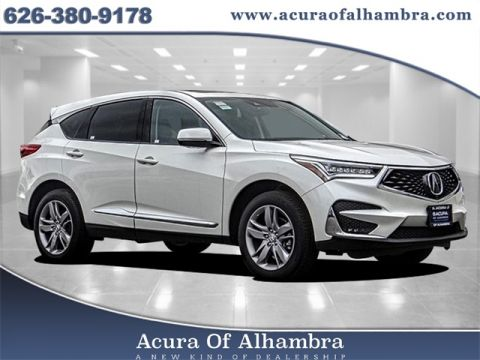 2019 Acura RDX with Advance Package