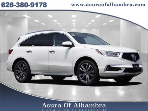 2019 Acura MDX with Advance Package